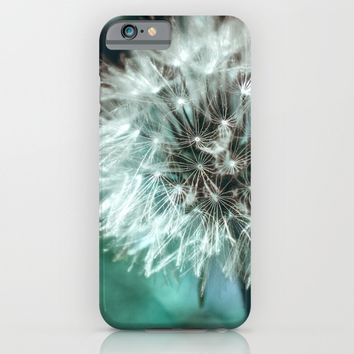 Dandelion iPhone & iPod Case by Xiari_photo | Society6
