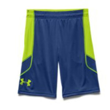 Under Armour Boys' UA Tech Patterned Shorts