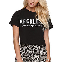 Young and Reckless Youngville Cropped Tee at PacSun.com