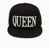 QUEEN SNAP BACK HAT