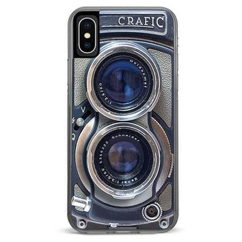 Retro Camera iPhone Xs Max case