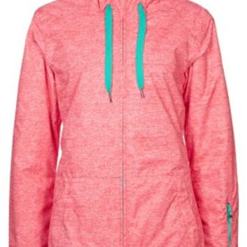 Roxy VALLEY - Snowboard jacket - pink - Zalando.co.uk