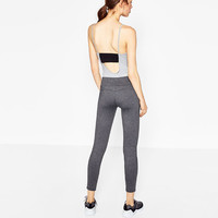 YOGA BODYSUIT - BODY-WOMAN | ZARA United States