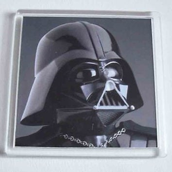 Darth Vader Star Wars Coaster 4 X 4 inches