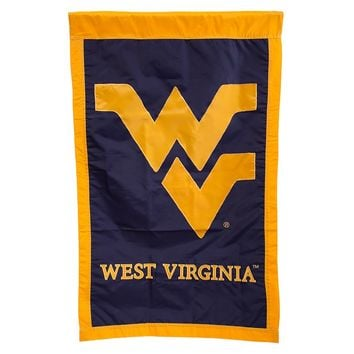 West Virginia Mountaineers Flag (Blue)