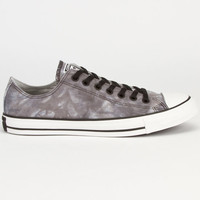 Converse Chuck Taylor Tie Dye Low Mens Shoes Graphite/Old Silver  In Sizes