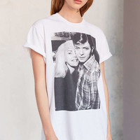 Blondie And Bowie Tee - Urban Outfitters