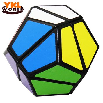 YKLWorld Magic Cube 2 Layers Megaminx Cubes Dodecahedron Magic Cube 2x2 Speed Cubo Educational & Learning Toys For Children -45