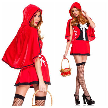 Cosplay Anime Cosplay Apparel Holloween Costume [9211525188]
