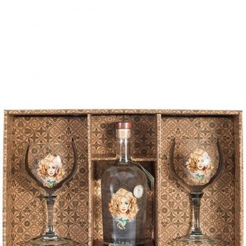 Daffy's Gin Gin And Glasses Gift Pack