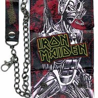 Iron Maiden Wallet - Somewhere In Time