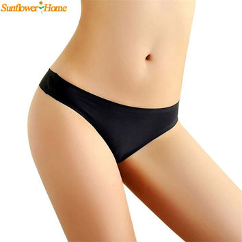 Newly Design Women Seamless Sexy Underwear Briefs Comfy Lingerie Wear cute & low beauty July23 Drop Shipping Womail