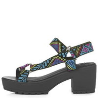 HYPNOTIC Cleated Sandals - Shoes