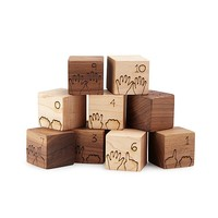 Counting Hands Blocks | Creative Educational Toys; Unique Toddler Gifts
