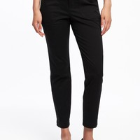 Utility Pixie Chinos for Women | Old Navy