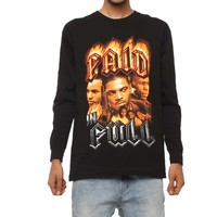 Money Makin Mitch Long Sleeve Black L/S
