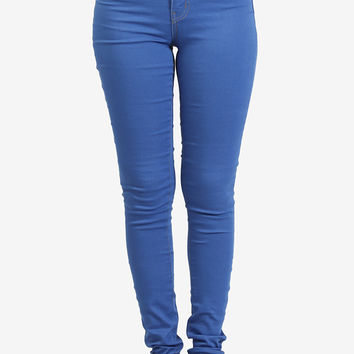 "11"" High Rise Fave Denim - 70's Blue"