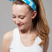 Bow With The Flow Headband | ivivva