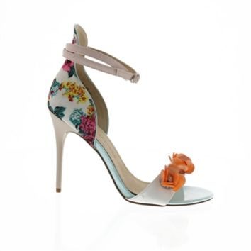 Chinese Laundry Lullaby Two-Piece Floral Pump at Von Maur