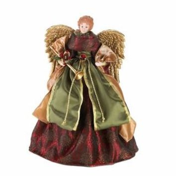 Christmas Angel Doll Tree Topper