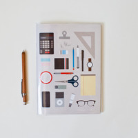 Everywhere Perpetual Planner - Desk