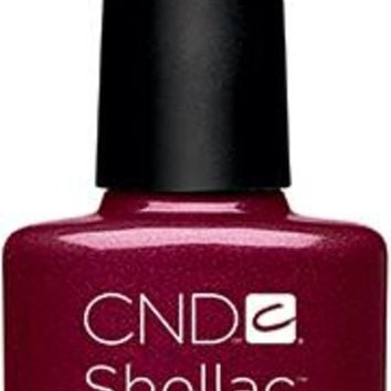 CND - Shellac Crimson Sash (0.25 oz)