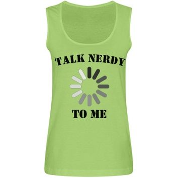Talk nerdy to me: Creations Clothing Art