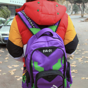 Neon Genesis Evangelion Backpack