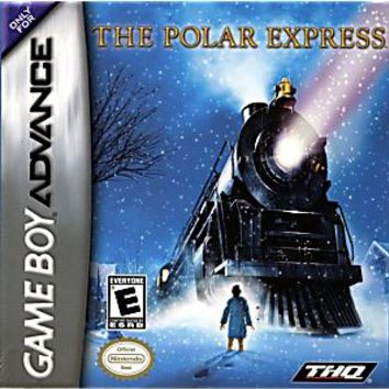 Polar Express Nintendo Game Boy Advance