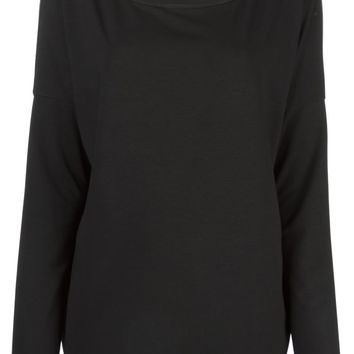 T By Alexander Wang loose fit dolman sleeve sweatshirt