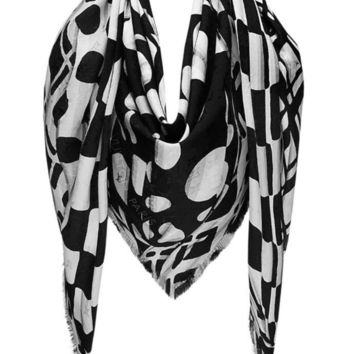 LOUIS VUITTON SCARF SHAWL LIMITED EDITION