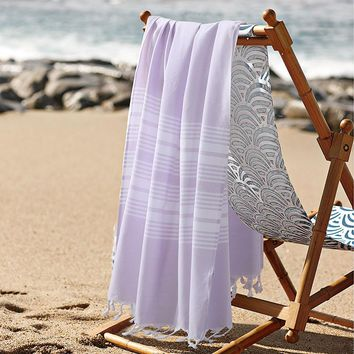 2016 New 100% Cotton Turkish Bath Towel for Adult Striped Beach Towel toalla playa Plain Towels 75*140cm