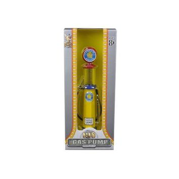 Cadillac Gasoline Vintage Gas Pump Cylinder 1/18 Diecast Replica by Road Signature