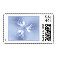 Snow Angels Stamp