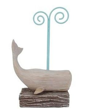 Whale Spout Photo Holder 5-1/2-in