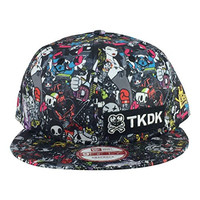 New Era X Tokidoki Tkdk Mad Style All Printed Snapback Hat Cap