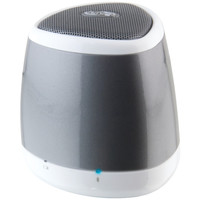 Ilive Blue Portable Bluetooth Speaker (silver)