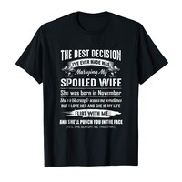 Decision I've Ever Made Was Marrying Spoiled November Wife