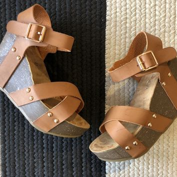 SALE! Doty Wedges in Brown