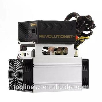 Antminer S7-LN Bitcoin miner 2.7T BTC Mining machine2700G include 1000w GOLD power supply SHA256 miner