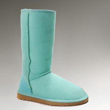 Ugg Classic Tall 5818 Emerald Boots