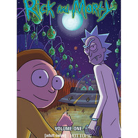 Rick And Morty Volume 1 Trade Paperback