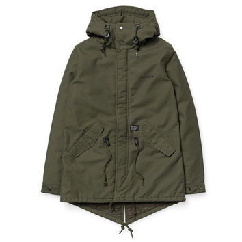 check out fa979 875e2 Carhartt WIP X' Clash Parka | Official from carhartt