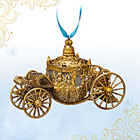 Cinderella Coach Ornament - Live Action Film