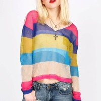 Candy Rush Top | Knit Tops at Pink Ice