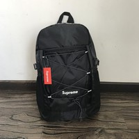 Men's and Women's Supreme Backpack Tonal Backpack  006