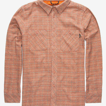 Bohnam Durango Mens Shirt Brown  In Sizes