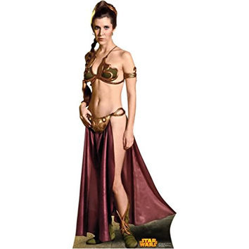 Princess Leia - Star Wars Classics Retouched - Advanced Graphics Life Size Cardboard Standup