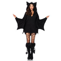 Masquerade Catwoman Vampire Girl Halloween Bat Dress Christmas Party Costume Alternative Measures - Brides & Bridesmaids - Wedding, Bridal, Prom, Formal Gown