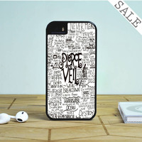 Pierce The Veil Song Lyric For iPhone | Samsung Galaxy | HTC Case